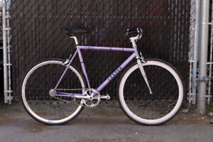 Velo Fix gear/Fixie  - Single speed / LEADER LO Heritage 54 cm