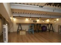 Double room in Seven Sisters Warehouse