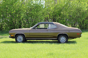 1972 gold duster survivor