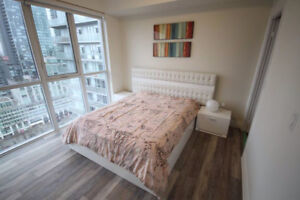 Furnished 1 bd. Condo at Front/Spadina - 10 min walk to union