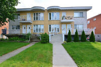 Duplex for sale in Laval Chomedey area