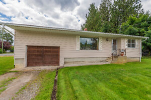 Open Sat, 1-3  Beautiful Lot with Older Home, Chilliwack