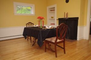 Short term Downtown Dartmouth House rental