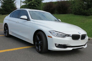 2015 BMW 328i xDrive / 48,000 km / Impeccable
