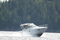 29 foot Searay Amberjack Twin Engine with Generator
