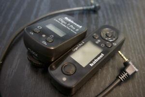 Giga T Pro II Intervalometer $100