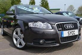 2007 Audi A4 2.0 TDi TDV S Line 4dr 4 door Saloon