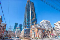 Luxury 1BD Suite in Downtown-1 step away from Sherbourne Statio