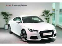 2017 Audi TT DIESEL COUPE 2.0 TDI Ultra S Line 2dr Coupe Diesel Manual