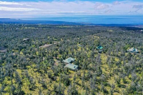 RARE! Kahuku Country Hawaiian Ocean View Estates Residential Land, Big Island !!