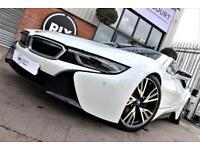 2016 16 BMW I8 1.5 I8 2D 228 BHP