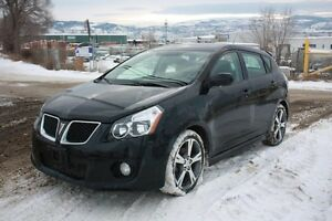 2009 Pontiac Vibe GT NOW REDUCED TO ONLY $8880!!