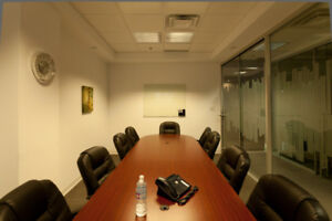 ☎ Part Time Offices & Virtual Offices (Airport & Steeles) ☎