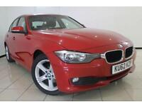 2012 62 BMW 3 SERIES 2.0 318D SE 4DR AUTOMATIC 141 BHP DIESEL