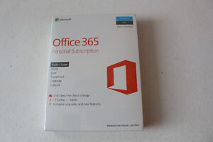 Microsoft Office 365 Year Subscribtion