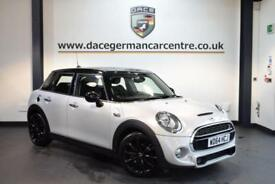 2015 64 MINI HATCH COOPER 2.0 COOPER SD 5DR CHILI PACK 168 BHP DIESEL