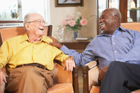 Friendly Visitors Needed for Seniors