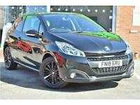 2018 Peugeot 208 PureTech Black Edition Hatchback Petrol Manual