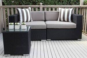 WICKER LOUNGE SETTING,STUNNING EUROPEAN STYLING,BRAND NEW Chatswood Willoughby Area Preview