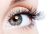Eyelash Tech for tinting, perming and extensions