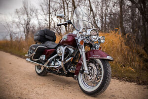 2008 Road King Classsic