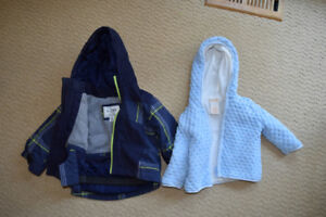 Boy's fall and winter coat (6-9 months)