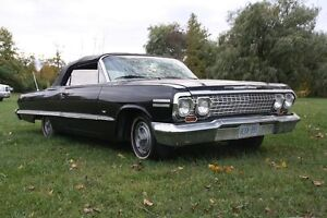 1963 chevy impala ss for sale Kingston Kingston Area image 5