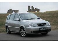 2004 Kia Carens 2.0 CRDi LX 5dr 5 door Hatchback