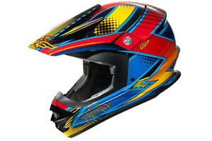 Fulmer RX4 Road WILD Open Face Helmet #AF-RX41922S SMALL