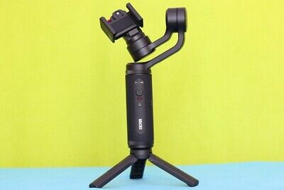 Zhiyun SMOOTH Smartphone Gimbal Stabilizer iPhone Android Vlog + tripod stand