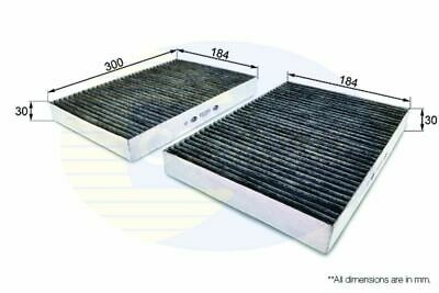 Fits Mercedes S-Class W221 S 320 CDI Hella Hengst Activated Carbon Cabin Filter
