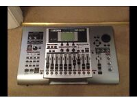 Boss multitrack recorder with drums
