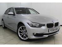 2014 64 BMW 3 SERIES 2.0 320D LUXURY 4DR AUTOMATIC 184 BHP DIESEL