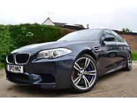 2013 BMW M5 4.4 V8 DCT 4DOOR AUTOMATIC GREY SALOON PETROL
