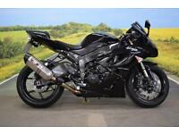 Kawasaki ZX6-R **Yoshimura Exhaust, Ohlins Steering Damper, Immobiliser**