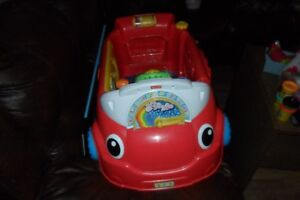 Fisher Price Little Red Car