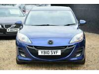 2010 Mazda 3 1.6 TS2 D 5D 109 BHP + FREE NATIONWIDE DELIVERY + FREE 3 YEAR WARRA