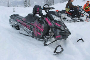 2015 Skidoo Summit 600 ETec