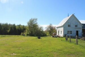 2 ACRES HOUSE AND LAND!
