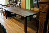 Farm Tables/Harvest Tables for rent