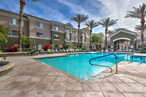 Scottsdale Winter Rental Jan- Mar 2019, Heated Pool,  Monthly