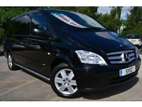 2012 Mercedes Benz Vito 116CDI Dualiner Sport 163 BHP Window Van Long LWB 5 d...
