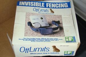 Offlimits Pet Invisible Fencing Never Used