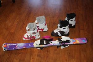 Kids Ski Equipment
