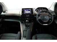 2019 Peugeot Rifter 1.2 PureTech GT Line 5dr MPV Petrol Manual