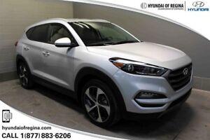 2016 Hyundai Tucson AWD 1.6T Premium (no HSW)