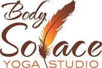 Yoga classes in a beautiful studio setting