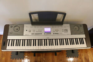 YAMAHA DGX-640W Portable Grand Piano - REDUCED PRICE!!!
