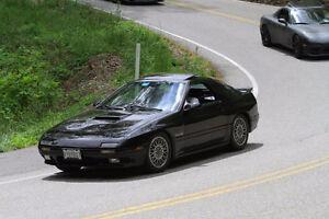 **RECHERCHE**1989/90/91 Mazda RX-7 turbo II  FC3S