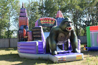 Inflatable Bouncy Castles and Party Rentals